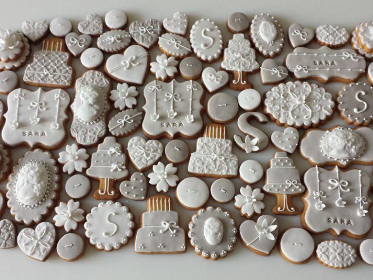Biscotti per feste di compleanno